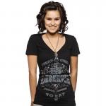 black-woman-tshirt